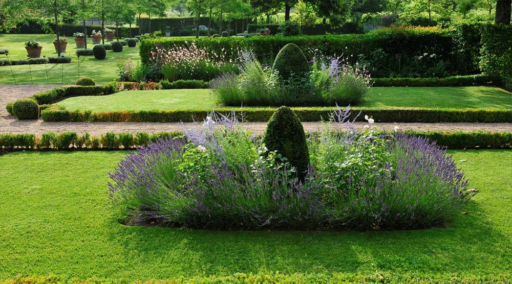 Jardins fran ais les jardins du chaigne Le jardin francais